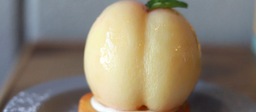 看板メニューは顔のあるフルーツ?〈COCOCHI CAFE〉で出会った愛らしいメニューたち。~カフェノハナシ in KYOTO〜