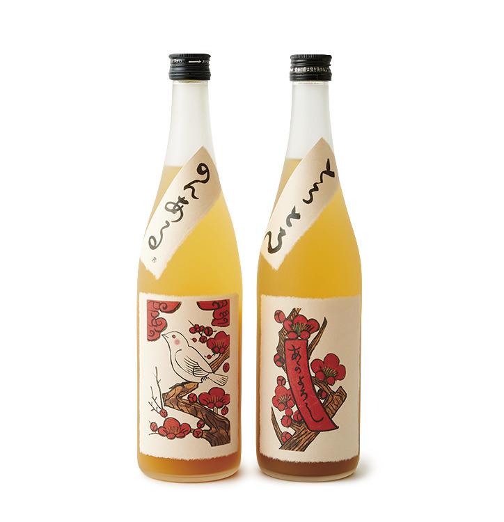 〈八木酒造〉の梅酒