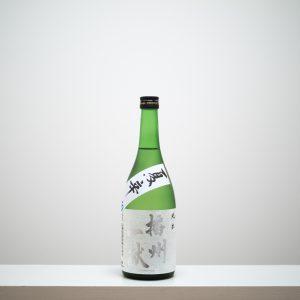 兵庫県宍粟市にある「山陽盃酒造」の代表銘柄「播州一献」。燗酒がおいしい旨口な酒と評判だが、夏に合う辛口のお酒にも挑戦。