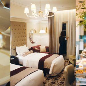 """一度は泊まりたい""""東京のホテル""""4選!記念日や特別な日のプレゼントにおすすめ。"""