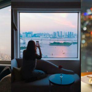 駅近なのに絶景!夜景を楽しめる東京ホテル3選【記念日・女子旅におすすめ】