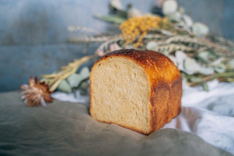 「古代小麦の食パン」1斤・660円(税込)。