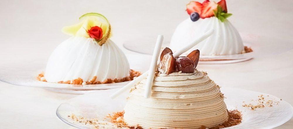 ことしも進化系かき氷「スノードームケーキ」が登場!〈ロイヤルパークホテル〉で過ごす涼やかな午後の時間。