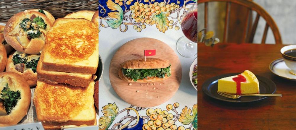 おひとりさまの満喫休日に。学芸大学エリアのおしゃれスポット【パン・スイーツ・カフェ】