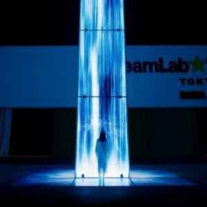 水に入る豊洲のミュージアム〈チームラボプラネッツ TOKYO DMM〉に新パブリックアートが誕生。