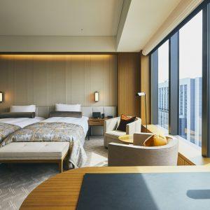 """老舗ホテル〈The Okura Tokyo〉の新たなスタート。国際都市・東京を象徴する、新時代の""""おもてなし""""。"""