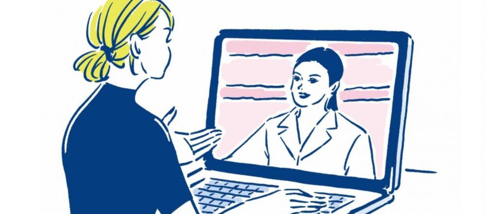 診察からエクササイズまでオンラインの時代に!健康に暮らすためのお役立ちオンラインサービス5選