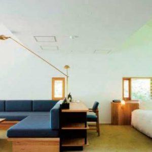 """箱根に現れる""""森の中の進化形リゾート""""。都心からすぐの隠れ家宿〈箱根リトリート フォーレ〉へ。"""