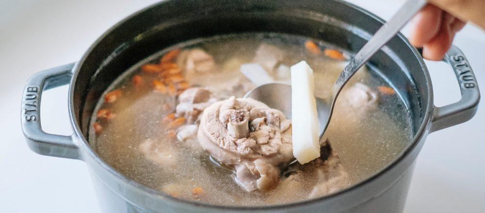 基本の「薬膳スープ」のレシピ