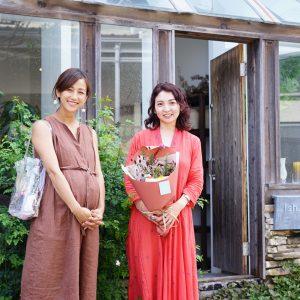 鎌倉にフラワーショップ〈_ish.〉がニューオープン!「一本からでも気軽に手に取って欲しい。」オーナー・福西さんの想い。