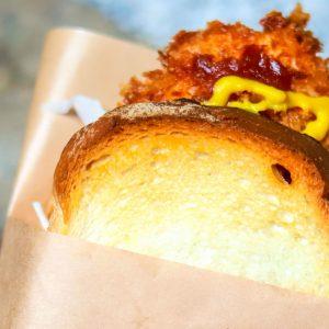 京都を代表する老舗食堂が、カツサンド専門店〈ハイライトカツサンド〉をニューオープン!鶏に感謝の意を表します。~カフェノハナシ in KYOTO〜