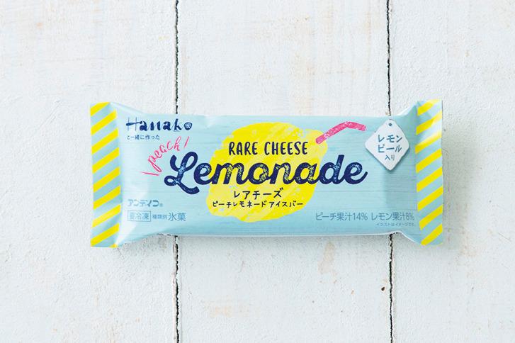 Hanakoコラボアイス レモネード