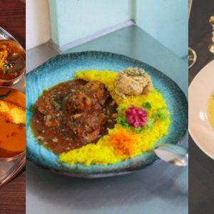スパイシーカリーハウス 半月 Mrs.Dada Bangera's Kitchen 銀座