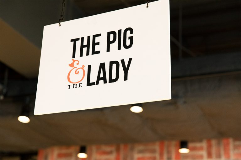 THE PIG & THE LADY 恵比寿