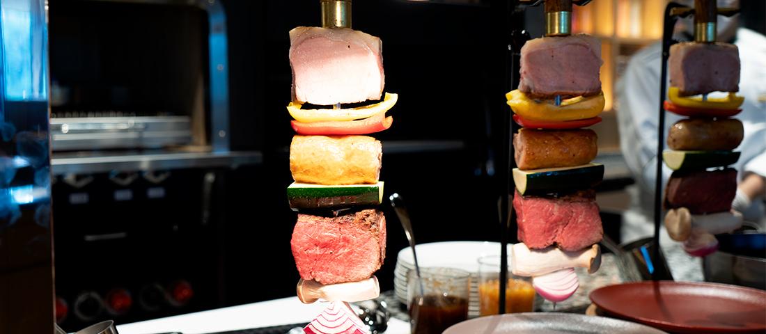 軽井沢プリンスホテル ウエスト〈ALL DAY DINING LOUNGE/BAR Primrose〉で信州の味を堪能!