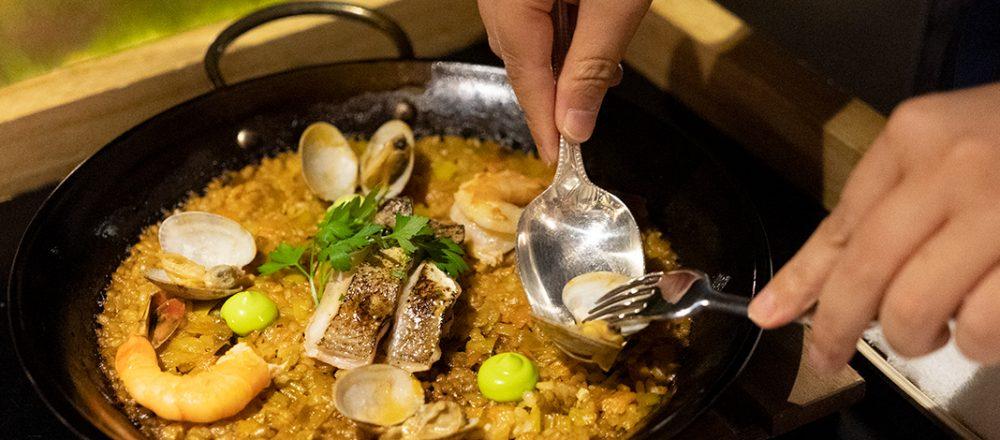 3つ星シェフ監修! 〈エネコ軽井澤〉でいただく美食の都・バスクの味。