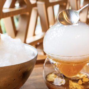 今夏限定! 南青山〈INTERSECT BY LEXUS – TOKYO〉で味わう新感覚かき氷。
