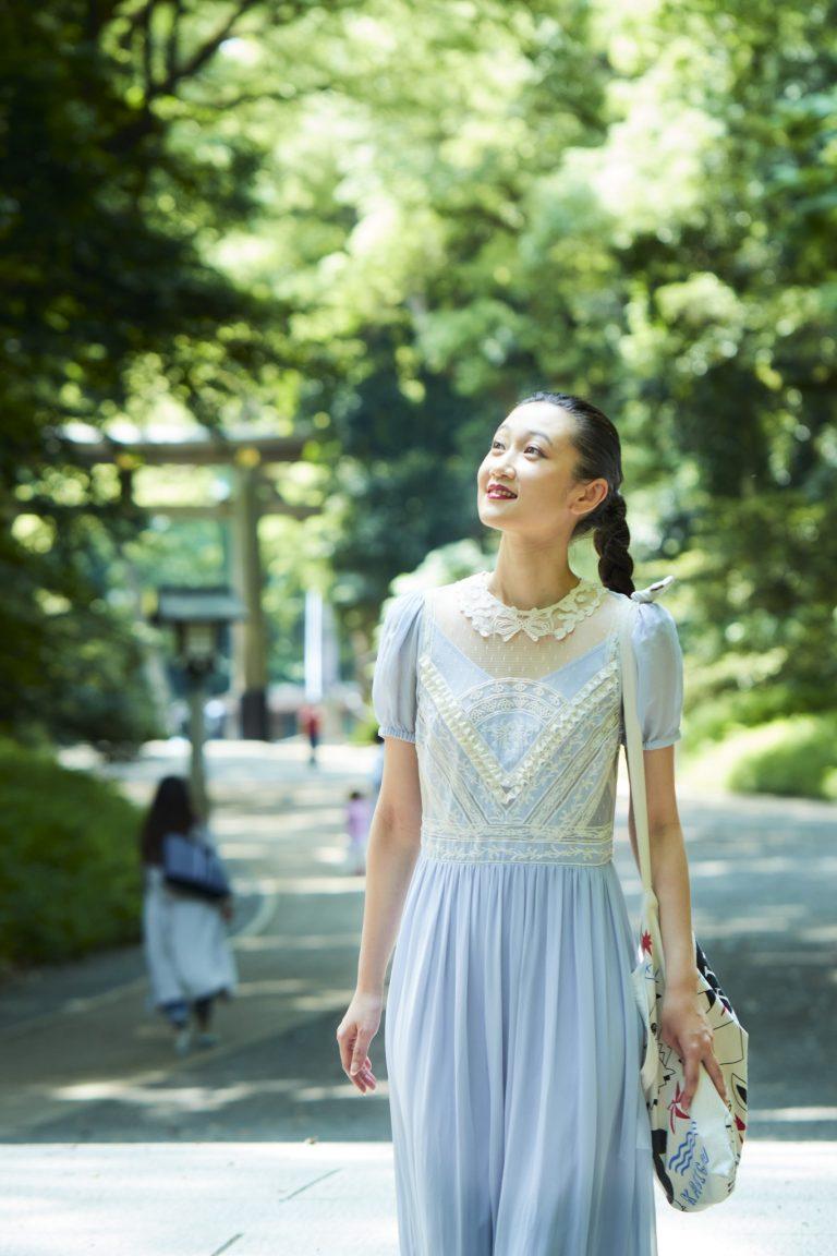 モデル・本山順子さん