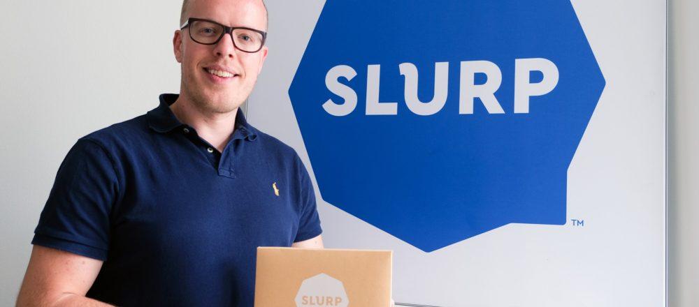 SLURP CEOのマヌエルさん