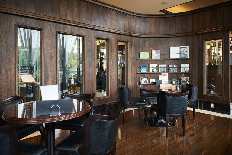 〈AUX BACCHANALES 原宿店〉伝説のフレンチカフェが話題の施設に復活!