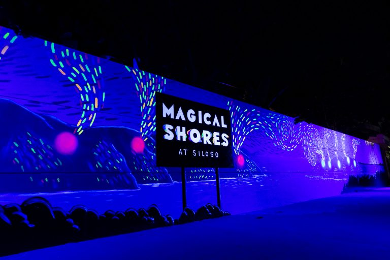 「Magical Shores」シンガポール