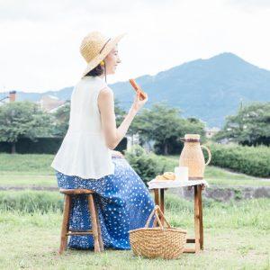 【京都】鴨川でピクニック体験も楽しめる!カフェ〈WIFE&HUSBAND〉へ。/Alice in Cafeland