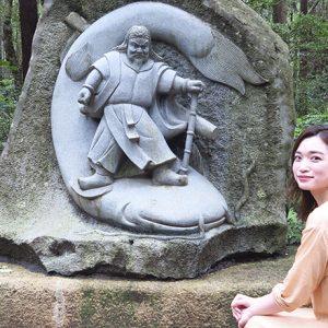 「鹿島神宮で決意の一歩を踏み出そう」/MARIKOの、神社 de デトックス!