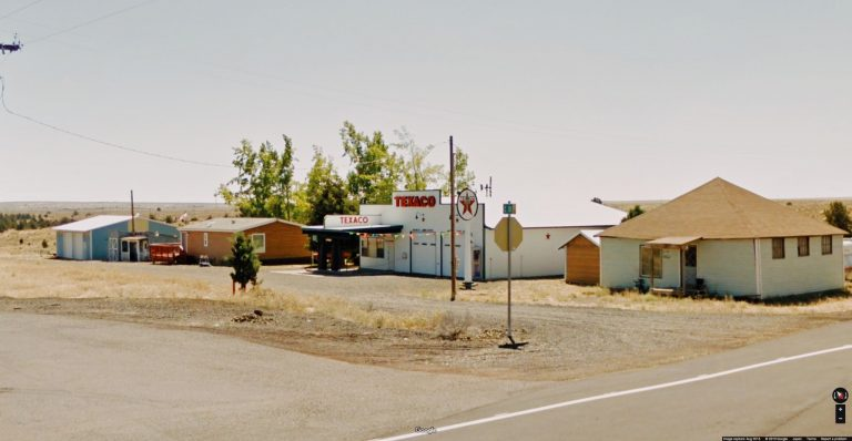 US-97, Shaniko, Oregon