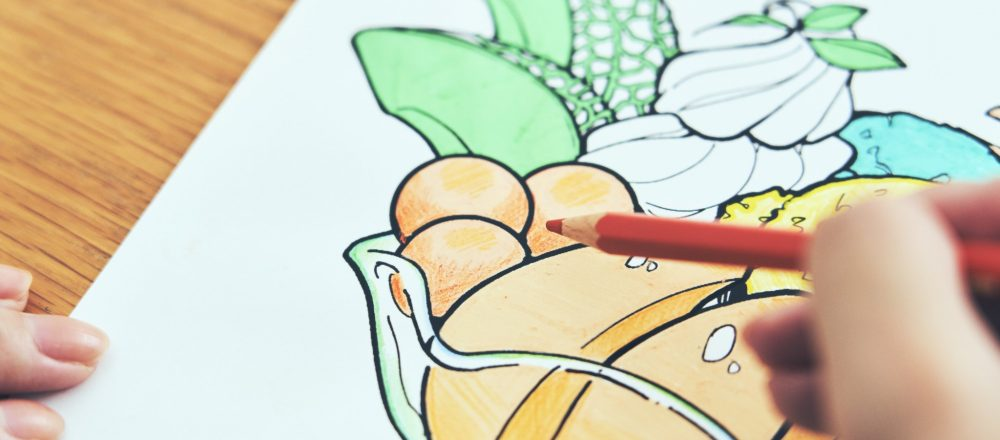 ハマる人続出!サインペンと色鉛筆で楽しむ「大人の塗り絵」のポイントとは?