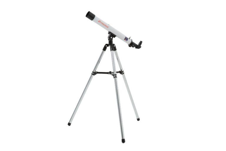 スコープテック「ラプトル50天体望遠鏡セット」11,000円(税・送料込)。