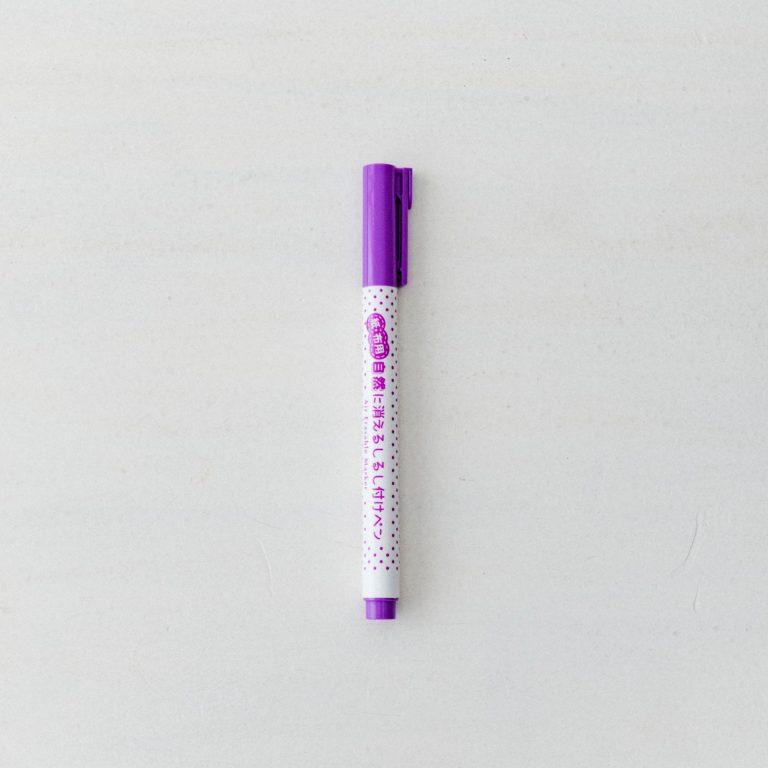 手芸用の消えるペン