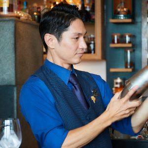 虎ノ門〈Rooftop Bar〉の白尾 裕一さん 〜児島麻理子の「TOKYO、会いに行きたいバーテンダー」〜