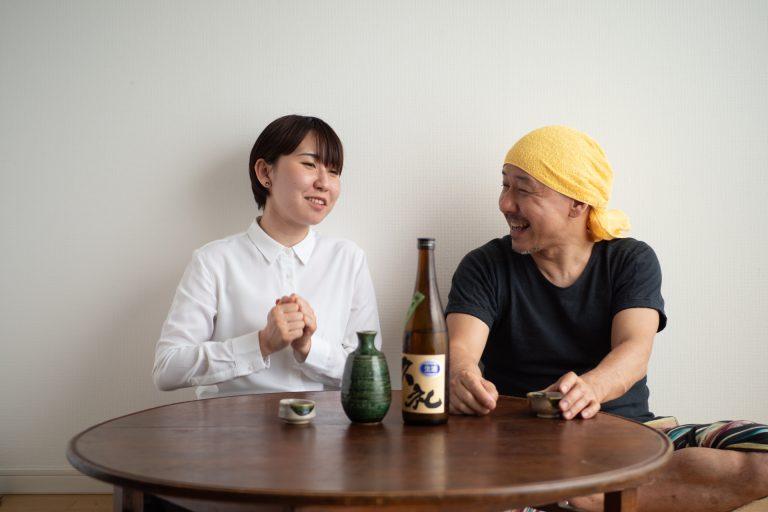 『伊藤家の晩酌』~第十五夜4本目/ワインに負けない米の旨みを感じる「久礼 純米あらばしり生酒」~