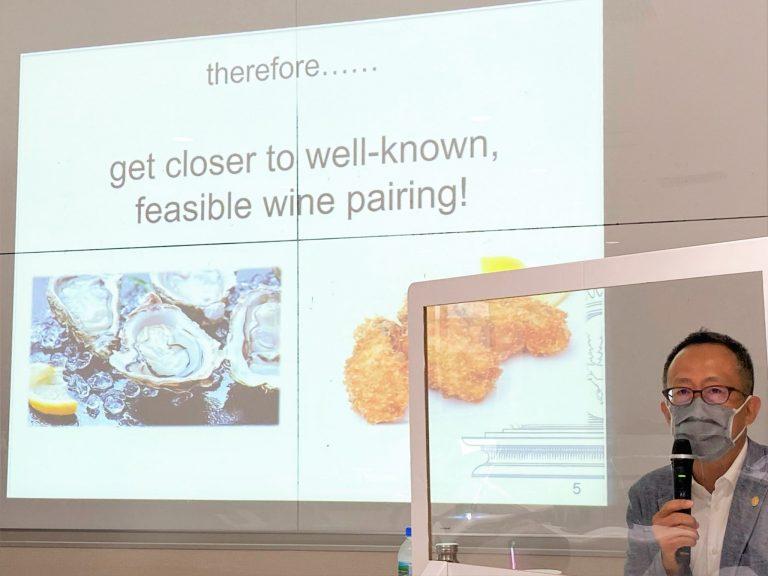 ワイン業界で最も権威のある「マスター・オブ・ワイン」の称号を日本でただ一人保持する、大橋健一さん。