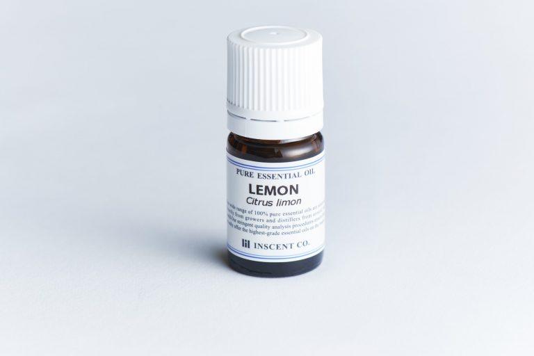 レモンオイル 0.3ml(15滴程度)