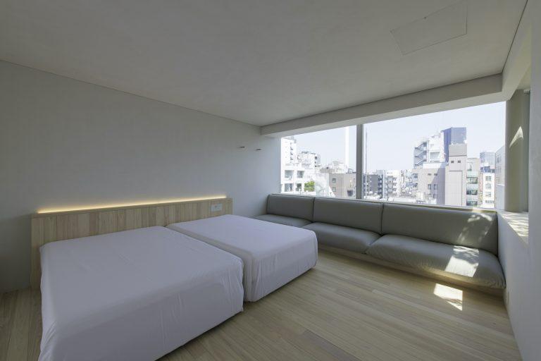 池袋 hotel Shiro 1002MODERN JAPANESE