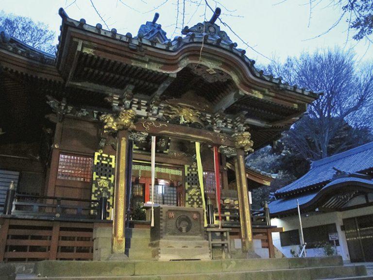 DMA-社殿