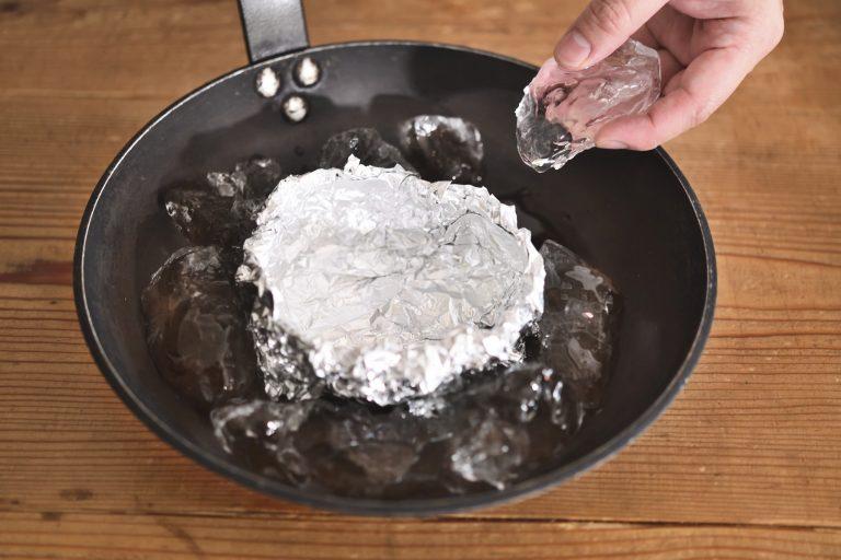 「冷燻シーフードカルパッチョ」のレシピ
