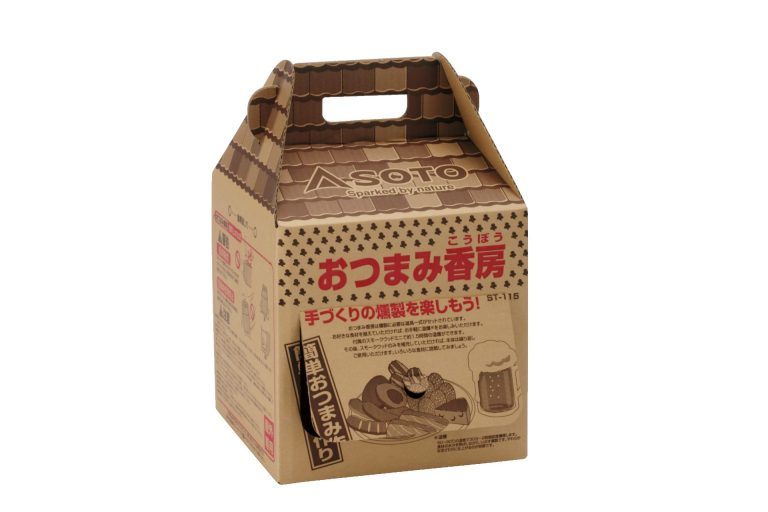 コンパクトスモーカー 5,437円(コールマンジャパン 0120-111-957)