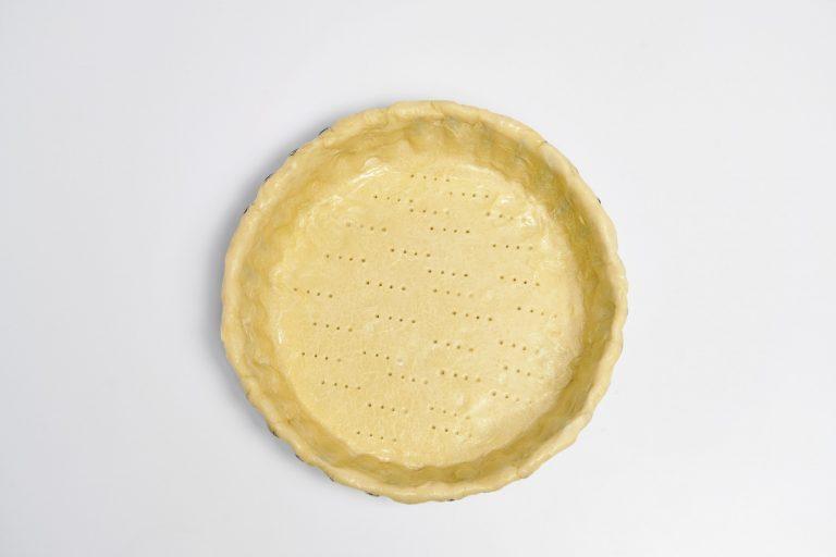 「ライムゼリーパイ」のレシピ