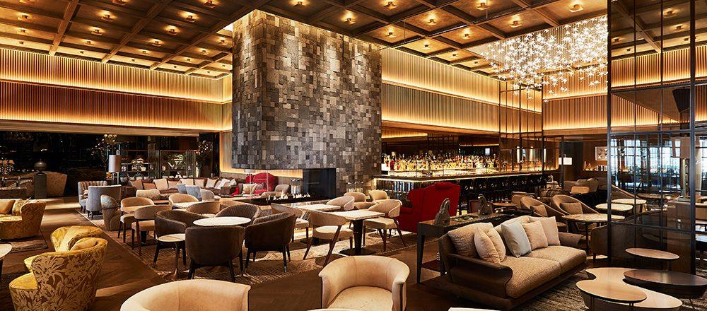〈ホテル インターコンチネンタル 東京ベイ〉に〈ハドソンラウンジ〉がオープン!