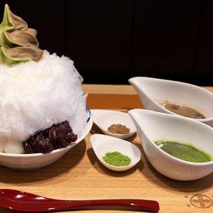 〈GINZA SIX〉で買える・味わえる、ひんやりスイーツで夏の締めくくり。
