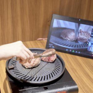 〈岩谷産業〉の大人気グリル「やきまる」×熟成肉のパイオニア〈格之進〉が夢のコラボ!