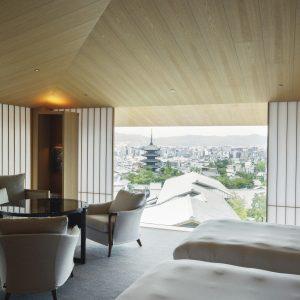 一度は泊まりたい憧れホテルが京都に。新たな京都滞在が叶う〈パーク ハイアット 京都〉、〈MUNI KYOTO〉に注目。