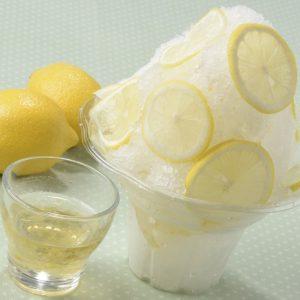 「ふわふわはちみつレモン」1,100円(税込)。
