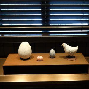 館内には京都にかかわりのある作家の作品約280点が並んでおり、滞在中はアート巡りを楽しむことができる。