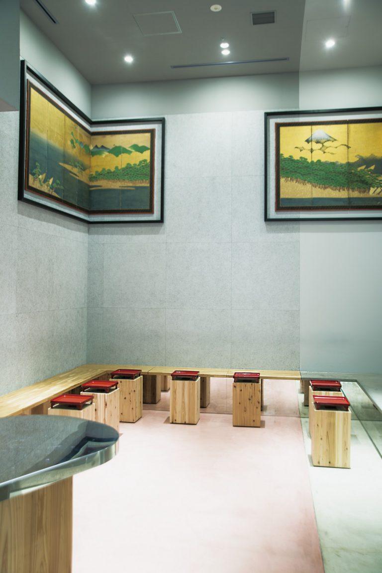 〈お茶と酒 たすき 新風館〉京都