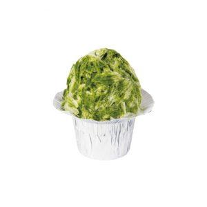 かき氷「抹茶みつ」970円
