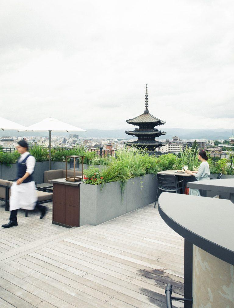 〈K36 Rooftop〉京都