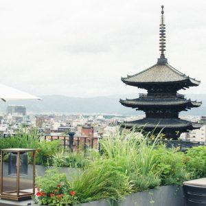 【京都】贅沢気分に浸れる屋上バー〈K36 Rooftop〉が誕生!京都の名バーテンダーも参画。